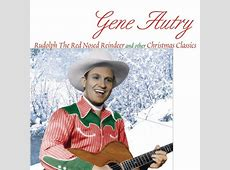 gene autry christmas classics