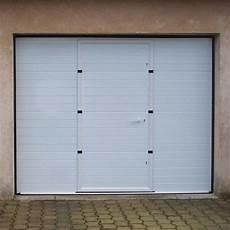 Porte De Garage Séquentielle Porte De Garage Sectionnelle Avec Portillon Porte