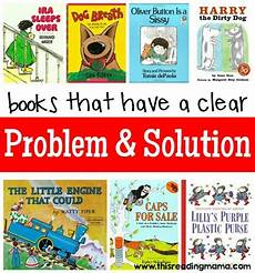 learning worksheets 18354 books with a clear problem and solution writing mentor texts problem solution mentor texts