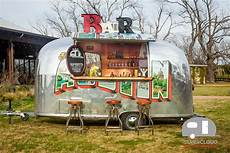airstream mobile bar rental for weddings events l