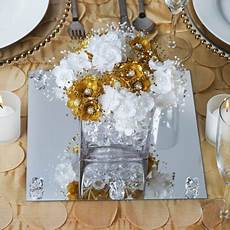 efavormart 10 quot square glass mirror wedding party table