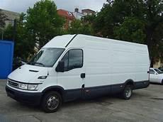 iveco daily bis 3 5t lang iveco daily 35c13 kasten maxi hoch lang dpf 4 closed box from germany for sale at