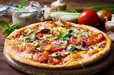 Gesunde Pizza Schnell Und Einfach Selbst Zubereitet