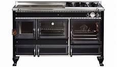 Piano De Cuisson Bois Gaz Et 233 Lectrique 140cm Avec 2