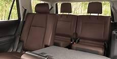 Toyota 4runner 3rd Row Seat