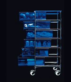 mobil kartell kartell mobil container 6 drawers with wheels panik design