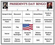 s day bingo printable free 20509 president s day bingo and easy activity 60 cards tpt