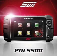 appareil de diagnostic sun pdl5500 oscilloscope achat