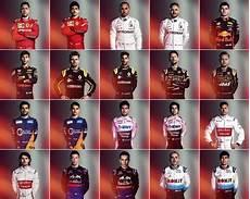 2019 f1 drivers f1 2019 official driver portraits formula1