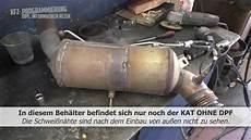 Partikelfilter Selber Reinigen - mercedes w204 dieselpartikelfilter deaktivieren