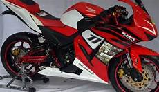 Modif Cbr K45 by Modifikasi Cbr 150r K45 Modify 5