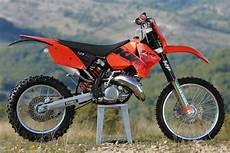 Ktm 125 Exc La Fiche Occasion Moto Verte