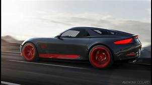 Porsche 921 Vision Concept  YouTube