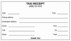 taxi cab receipt template 16 free taxi receipt templates make your taxi receipts