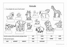 worksheets on animals for grade 1 14265 animals label and classify worksheet free esl printable worksheets made by teachers