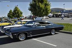 The Hottest Muscle Cars In World 1968 Chevrolet