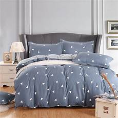 cheap pure color king queen bedding including duvet cover bed sheet pillowcases in