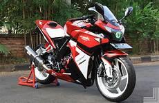 Variasi Cbr 150 Lokal by Kumpulan Foto Gambar Modifikasi Honda Cbr150r Lokal