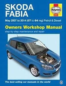 hayes car manuals 2008 audi s6 interior lighting 2007 2014 skoda fabia ii fuse box diagram 187 fuse diagram