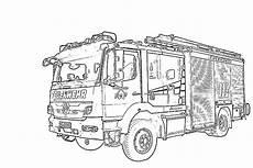Ausmalbilder Feuerwehr Hlf Feuerwehr Der Stadt J 252 Chen Ausmalbilder Der