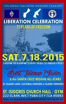 yuba city ca guam liberation