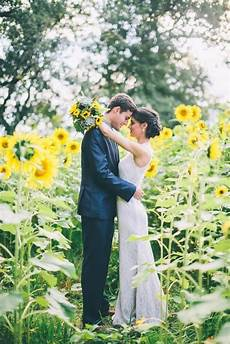 12 sunflower ideas for a rustic wedding mywedding