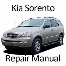 electric and cars manual 2003 kia sorento spare parts catalogs kia sorento 2003 2006 repair manual