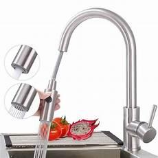 homelody robinet de cuisine avec douchette extractible