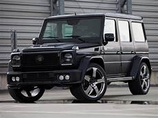 2013 prior design mercedes g klasse w463 suv tuning