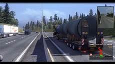 truck simulator 2 heavy load hd 1080 gameplay
