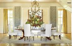 Home Decor Ideas For Dining Room by Sophisticated Dining Room Decor By Ad100 Designers Photos