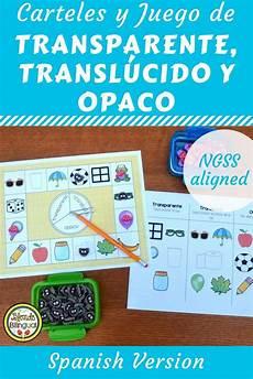 grade 5 immersion grammar worksheets 25143 juego de transparente transl 250 cido y opaco light in bilingual classroom 1st