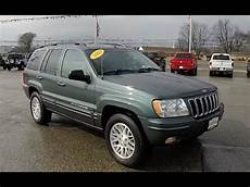 all car manuals free 2003 jeep grand cherokee parental controls 2003 jeep grand cherokee limited 4x4 18157a youtube