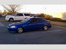 Honda Civic SI 2000 for Sale   Civic EM1   Pinterest