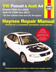 books on how cars work 2002 volkswagen passat volkswagen passat 2002 service manual pdf