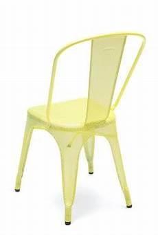 copie chaise tolix lot 4 chaises tolix aa noir perfor 233 chaise tolix