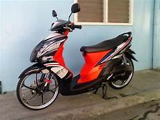 Modifikasi Motor Soul by Motor Trend Modifikasi Modifikasi Motor Yamaha Mio