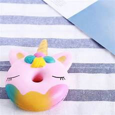 Gambar Squishy Unicorn Donut Think Unicorn