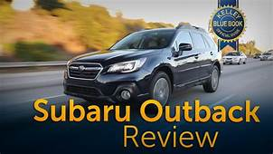 2018 Subaru Outback – Review And Road Test  YouTube