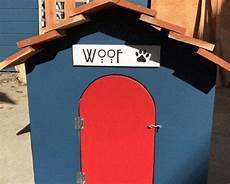 5 free easy diy snoopy dog house plans doggie designer