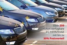 Eu Fahrzeuge Reimporte Autohaus Kfz Meisterbetrieb