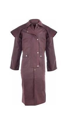 duster coats for proof oilskin duster waterproof australian brown western s m l