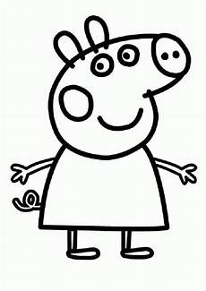 Kostenlose Malvorlagen Peppa Wutz Pig Coloring Pages For 5449 Pics To Color