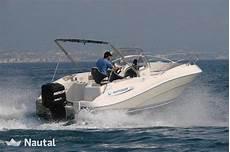 motorboat rent quicksilver qs 635 commander in roses girona nautal