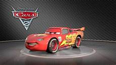 Cars 2 Quot Lightning Mcqueen On Turntable Quot Official Hd