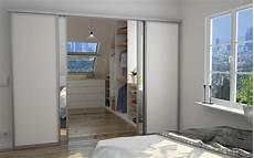 Ankleidezimmer Im Schlafzimmer Integrieren