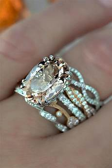 wedding ring sites 36 cheap and stylish morganite engagement rings oh so perfect proposal