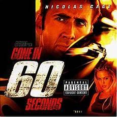 Nur Noch 60 Sekunden In 60 Seconds De Musik