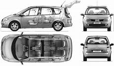 Renault Scenic Ii Photos Informations Articles