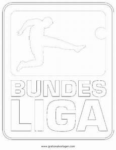 Ausmalbilder Fussball Wappen Bundesliga Bundesliga Gratis Malvorlage In Beliebt06 Diverse